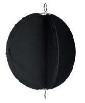 251500 Seinbal zwart katoendoek