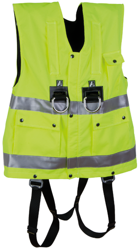 Edge Heatcruiser Vest-Harness combination for ATEX environments