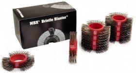 621214 MBX Bristle Blaster steel belts