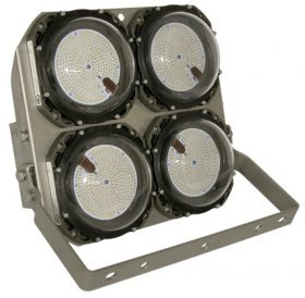 89AQFL60402000 Glamox LED Flood Light FL60 4module