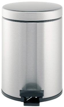 Brabantia 5 liter Garbage Bins in stainless steel