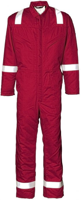 Boiler suit Havep Explorer Red
