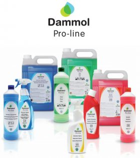 Dammol Pro-Line overview