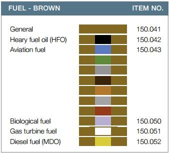 Denfoil fuel brown