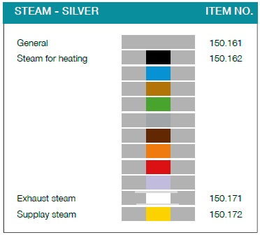 Denfoil steam silver