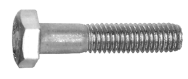 Din 931 Hexagon bolt