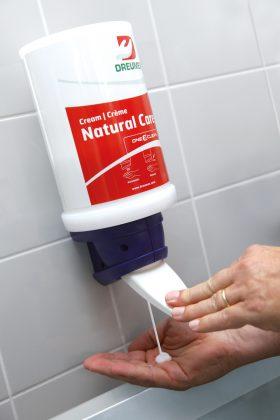 Dreumex_One2clean_Natural_Care dispenser