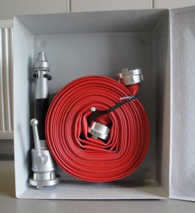 Fire hose box IMPA 330751