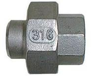 Fitting RVS type 340 las draad