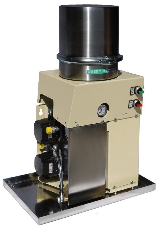 Greenoil 174 Thruster Amp Stern Tube Repair Management