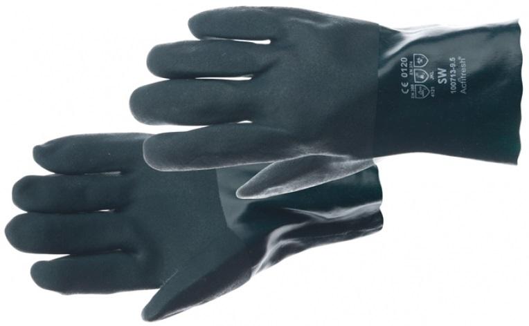 handschoen-1007-13-pvc-groen