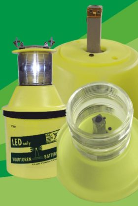 KONSTA LED & WINKO LED with 5.6 volt battery