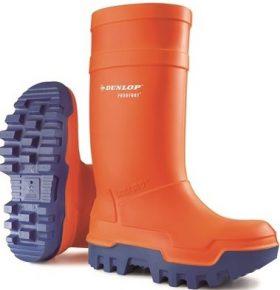 Laars Dunlop Purofort Thermo+ full safety orange