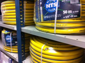 NTS White Plus Water hose