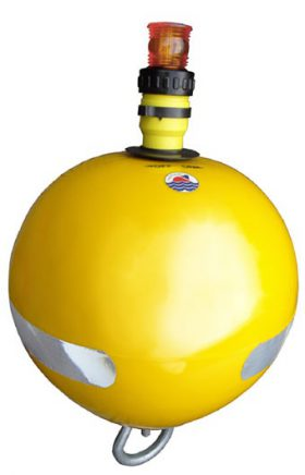 Norfloat Emergency Towing System Buoy