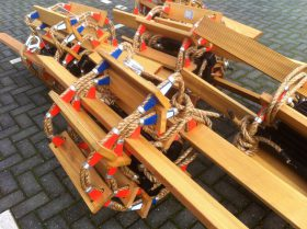 Pilot Ladders MED Approved