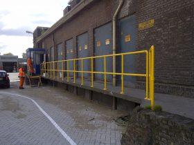 Swiss Solutions Handrail Yellow