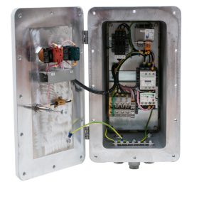 Techned EJB-series-Exd Enclosures inside