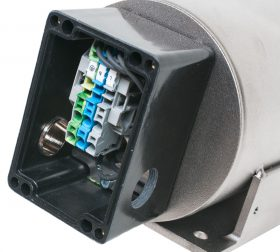 Techned tb-amg-hfl-series Helideck floodlight connection box