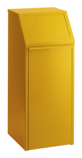 Metal Garbage collector 70 liter in many colors