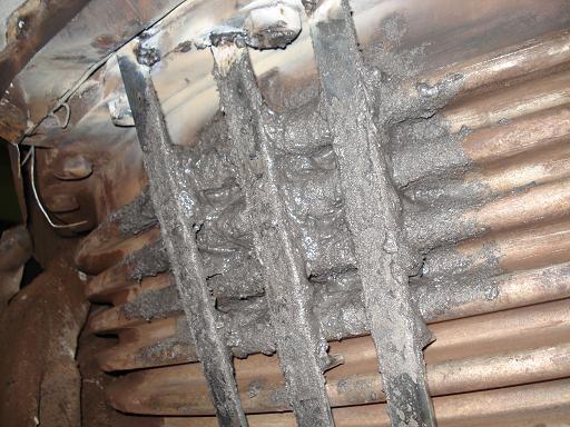 Wencon Exhaust Bellow Leak Repair