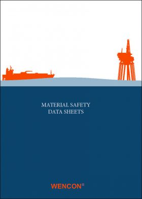 Wencon MSDS Book