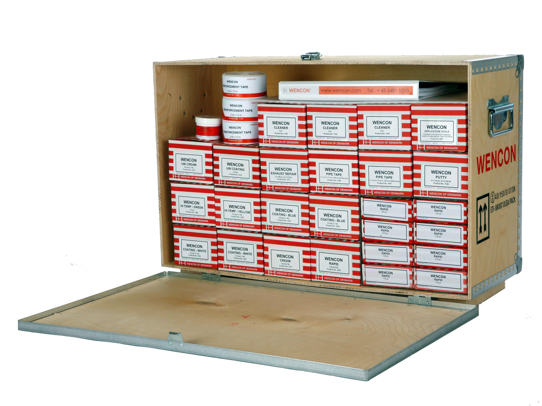 Wencon Repair Management Nederland Bv Kit Metal Polish Cream 50 Gr 12345678910111213141516171819202122232425